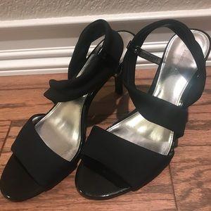 Calvin Klein black sandals